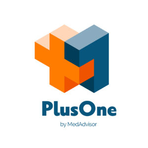 Plus One Logo