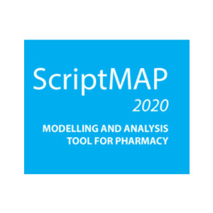 Script Map Logo