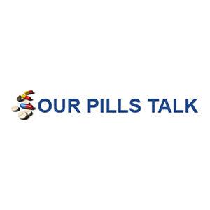 Our Pills Talk Logo